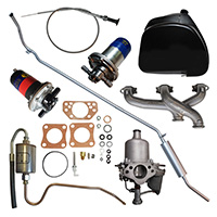 Fuel & exhaust systems